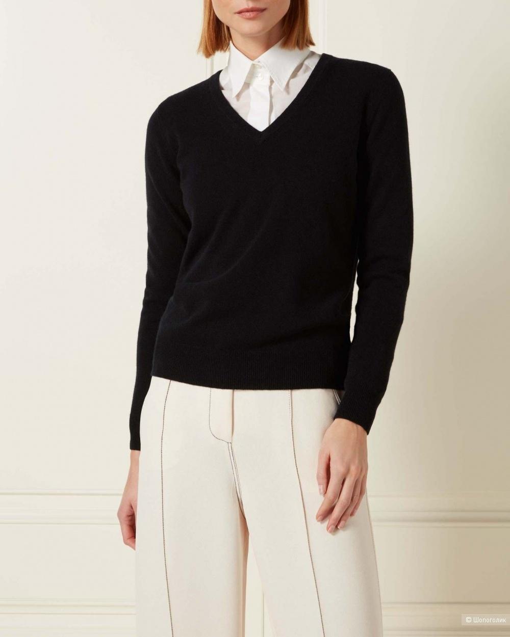 Шерстяной пуловер uniqlo, размер xs/s