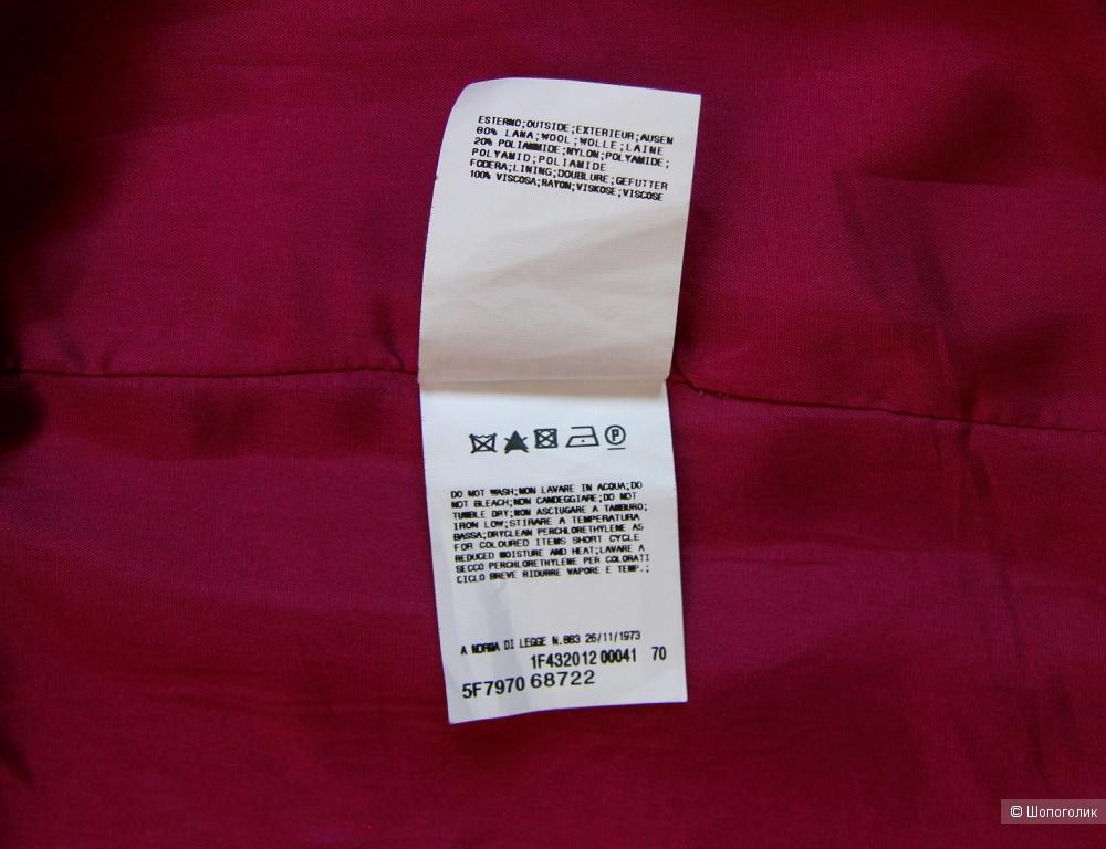Пальто GF Ferre размер 42IT/44RU