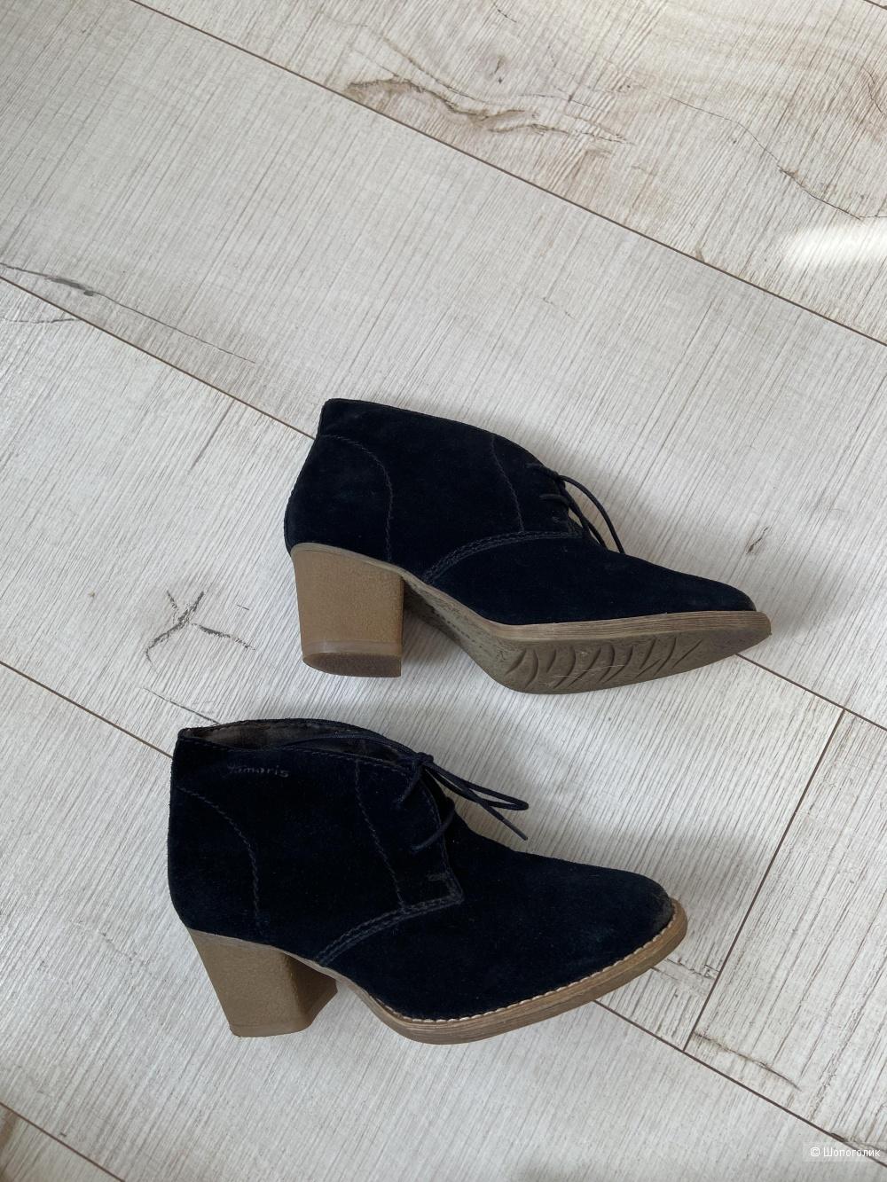 Ботинки Tamaris, размер 37