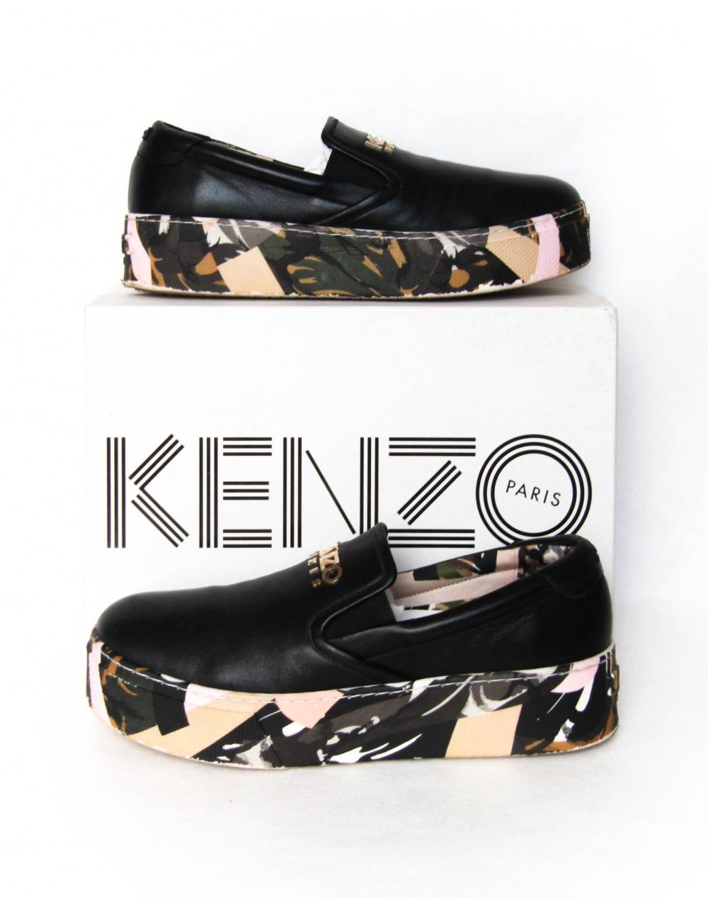 Слипоны Kenzo размер 40
