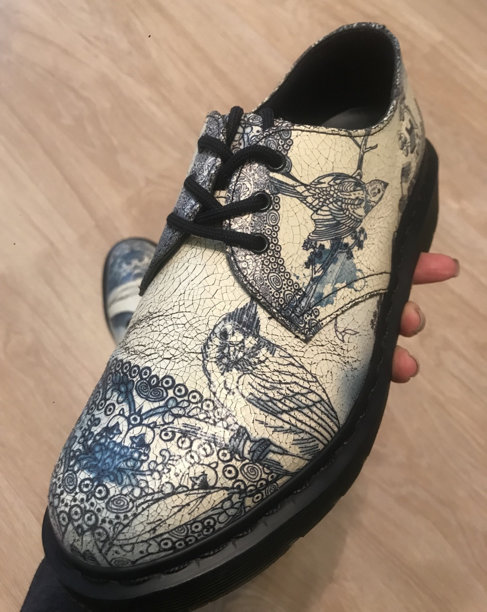 Ботинки Dr.Martens, размер 38