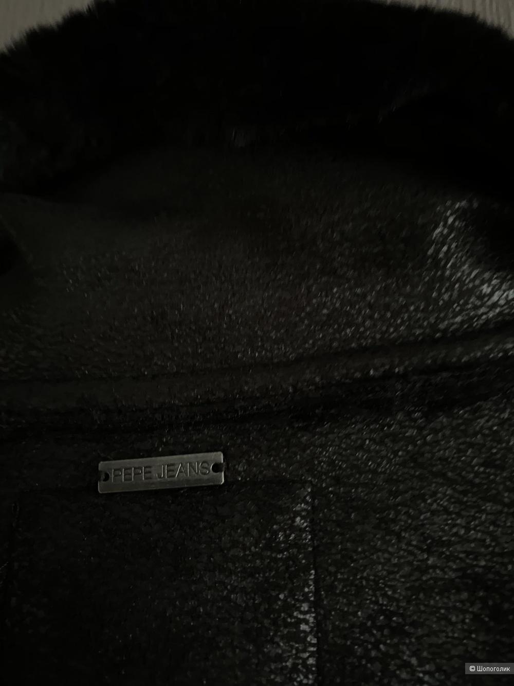 Дубленка Pepe Jeans London, pp Xs/S
