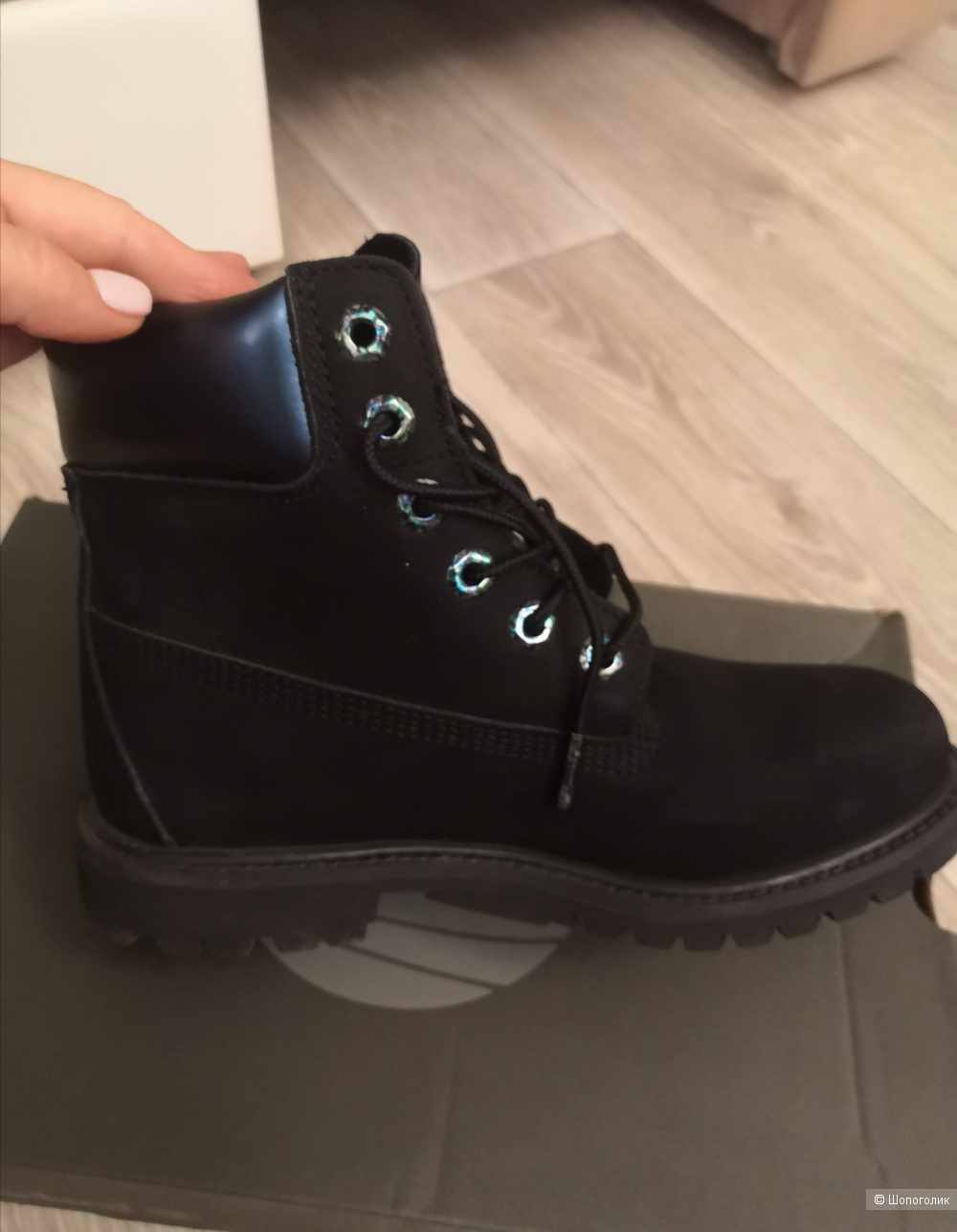 Ботинки Timberland, размер 37.