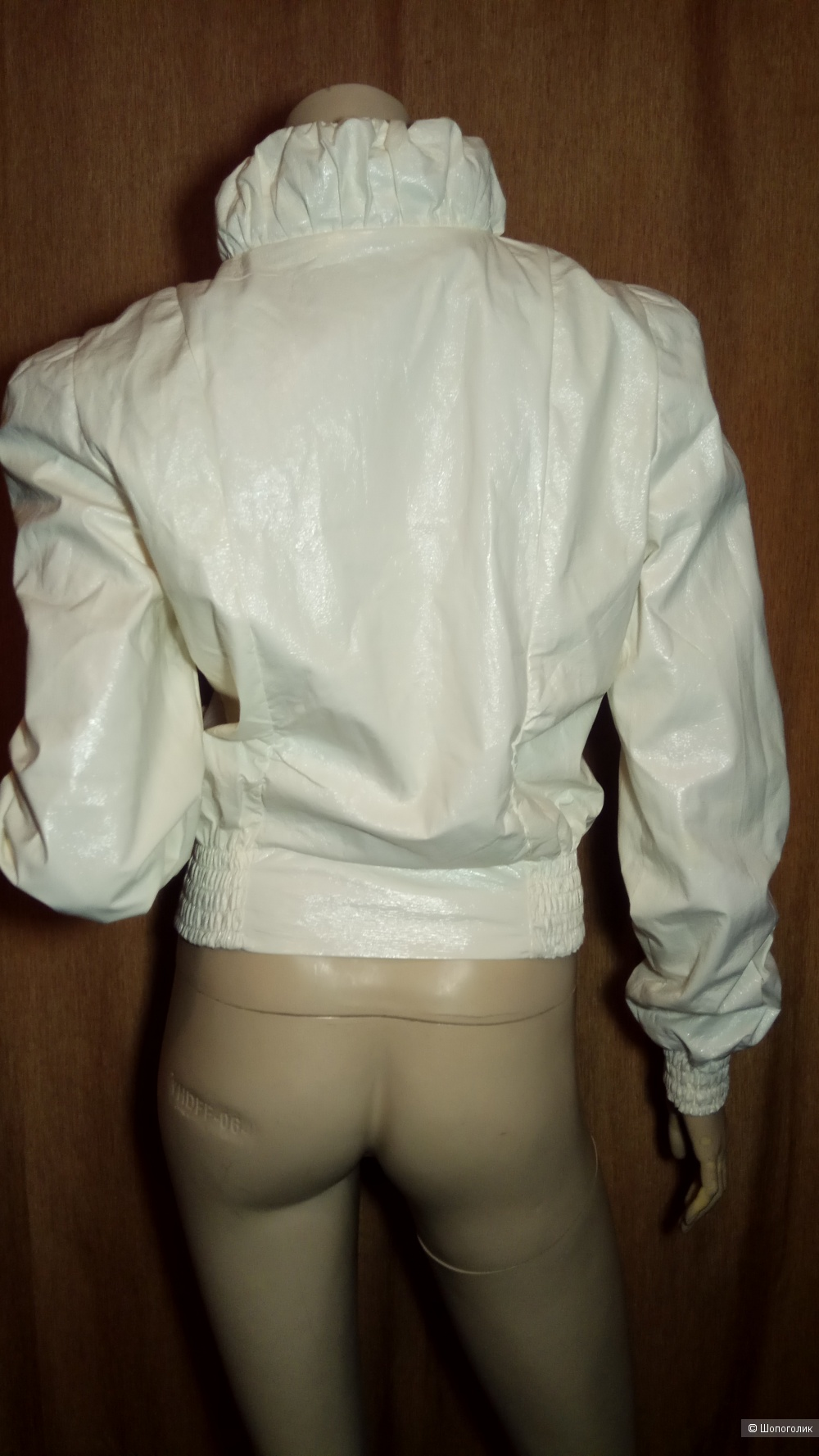 Куртка Oggi Белая размер S