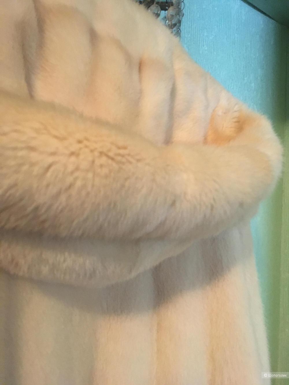 Полушубок норка, 44-48