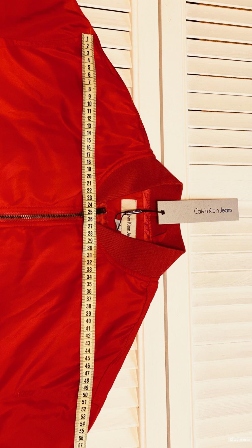 Бомбер Calvin Klein р. L