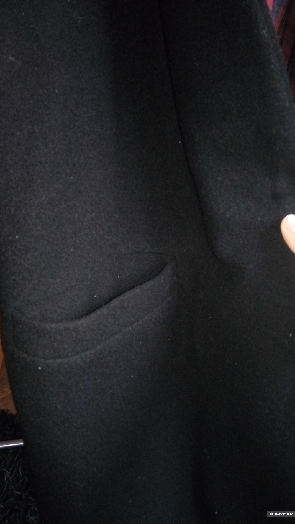 Пальто из 100% шерсти .by Ylia Kulchenko46-48 р.