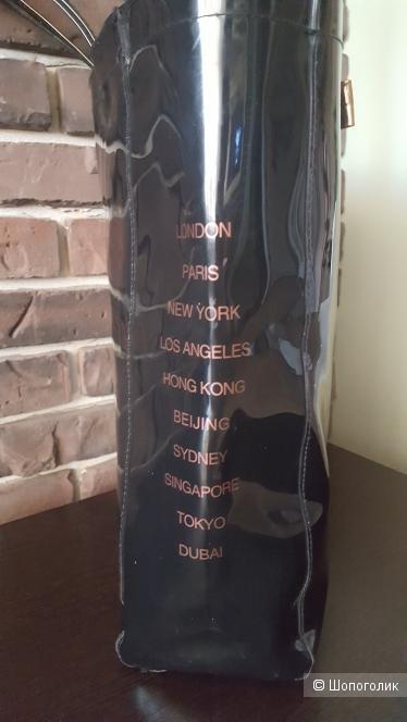 Большая мягкая сумка  TED BAKER - sofcon.