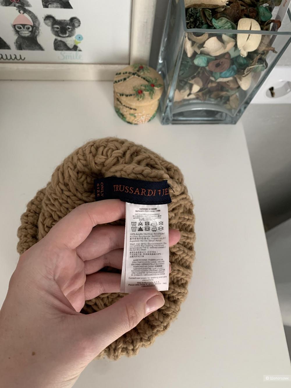Шапка Trussardi  one size