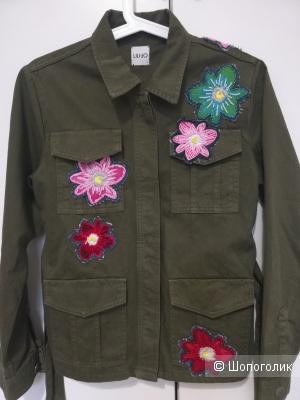 Liu Jo рубашка или ветровка, 42р