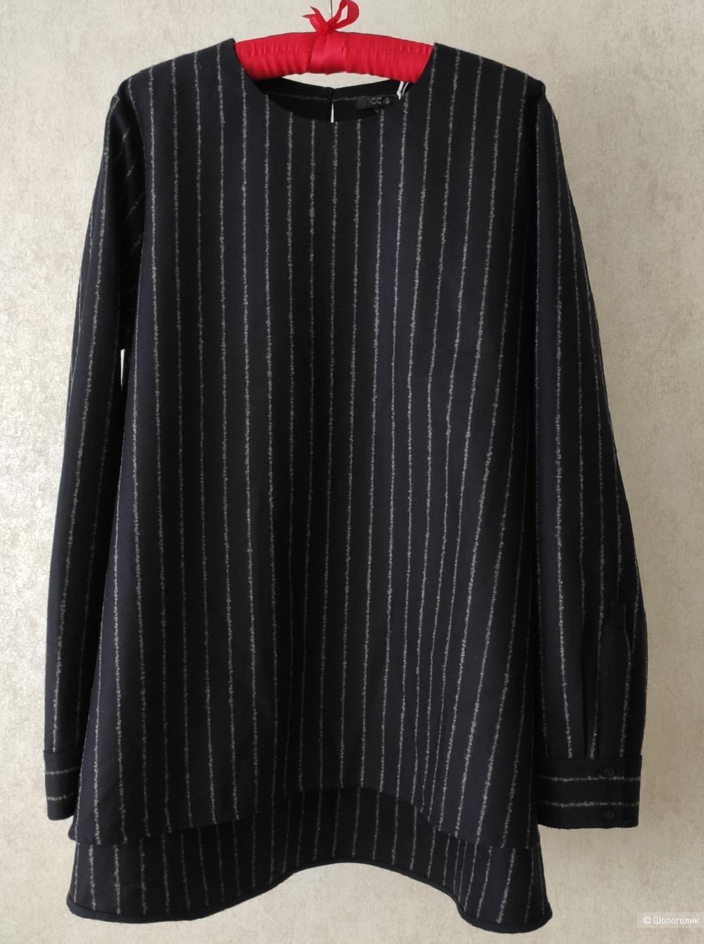 Блуза COS, маркировка 44 (175/100А)