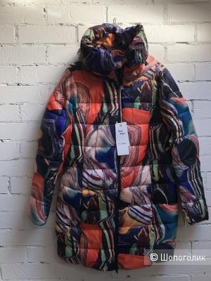 Пуховик пальто STYLE RAINBOW, 42-50