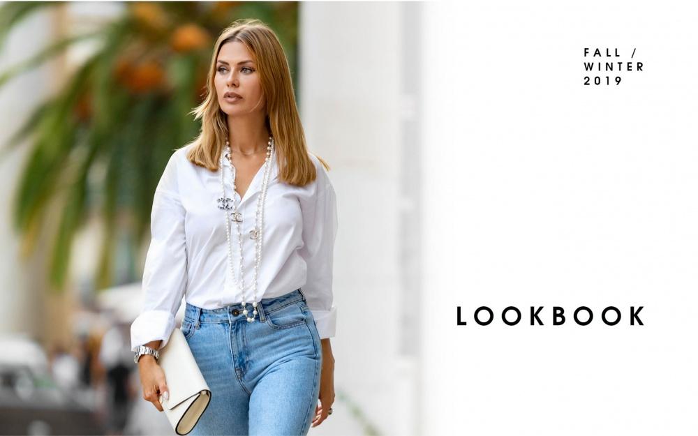 Рубашка Victoria Bonya Jeans s - xl