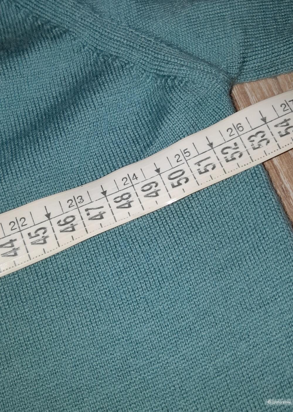 Шерстяной кардиган peter hahn, размер 46/48/50