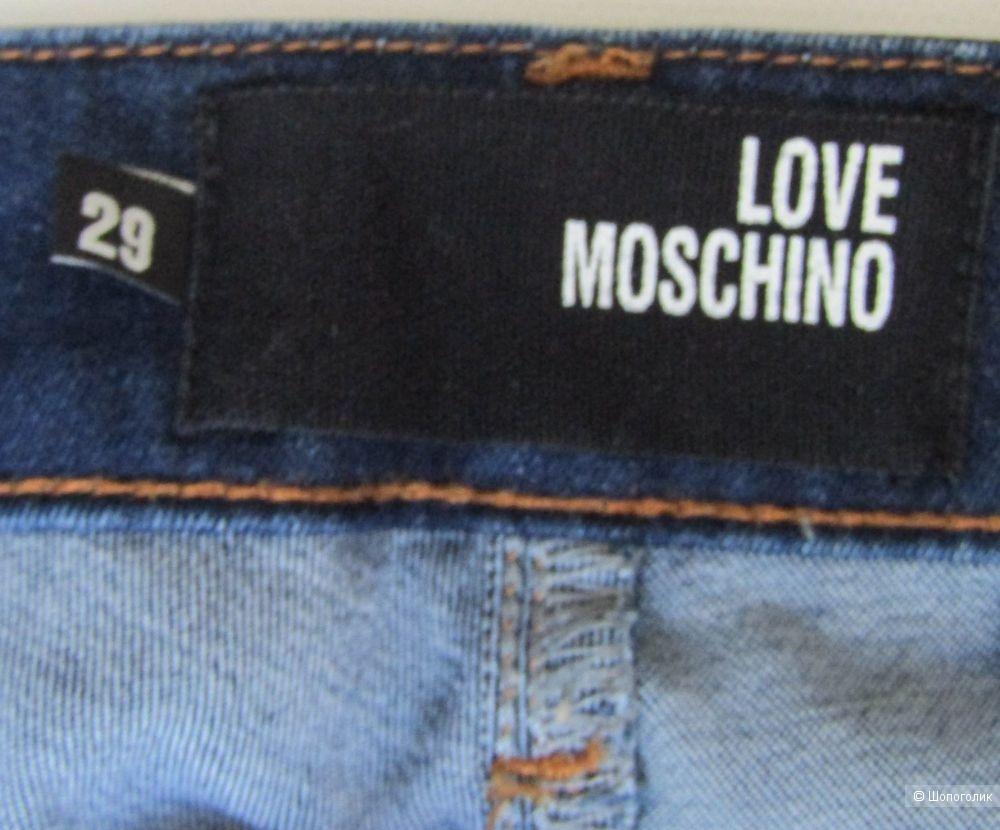 Джинсы Love Moschino размер 29