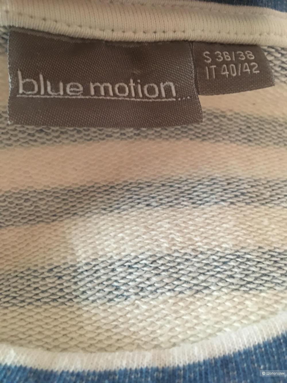 Свитшот тельняшка Blu Motion размер 42-44-46