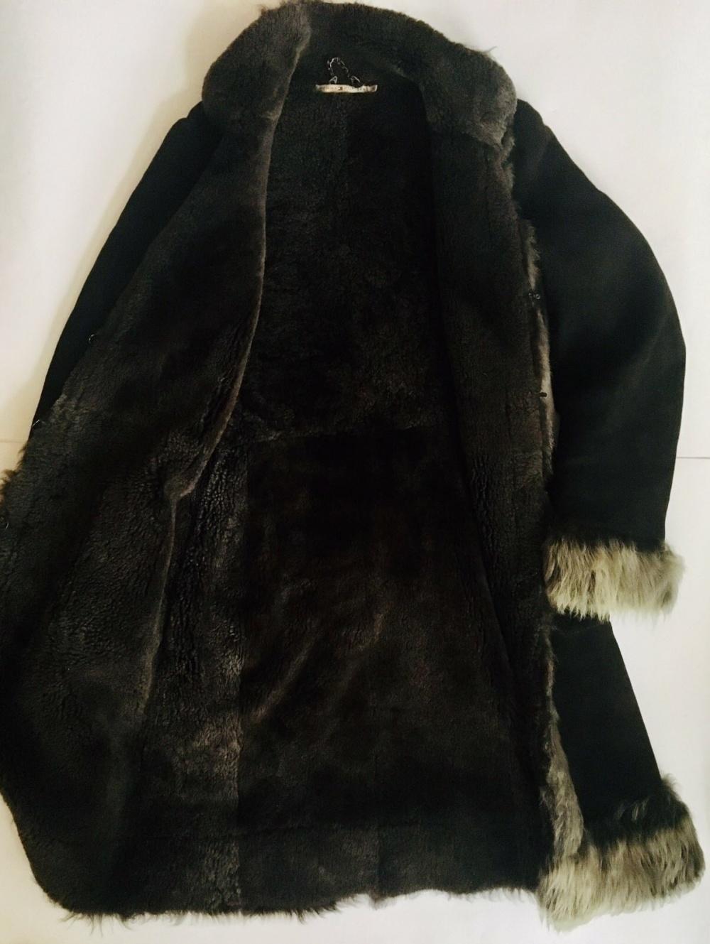 Дубленка Tommy Hilfiger, размер 40-42