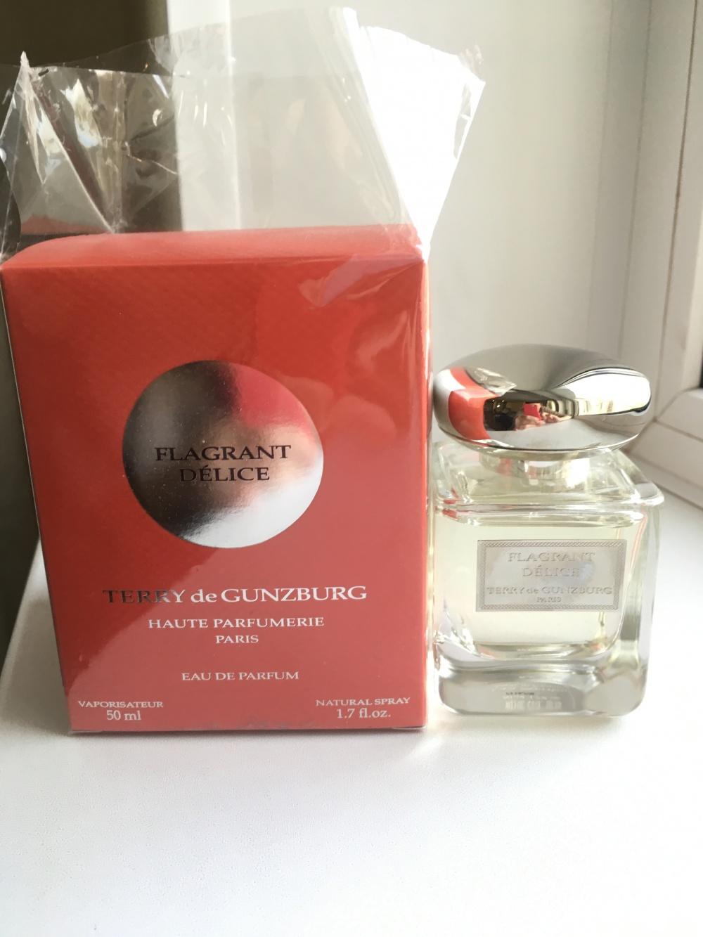 Парфюмерная вода, Flagrant Delice Terry de Gunzburg для женщин, 45/50  мл