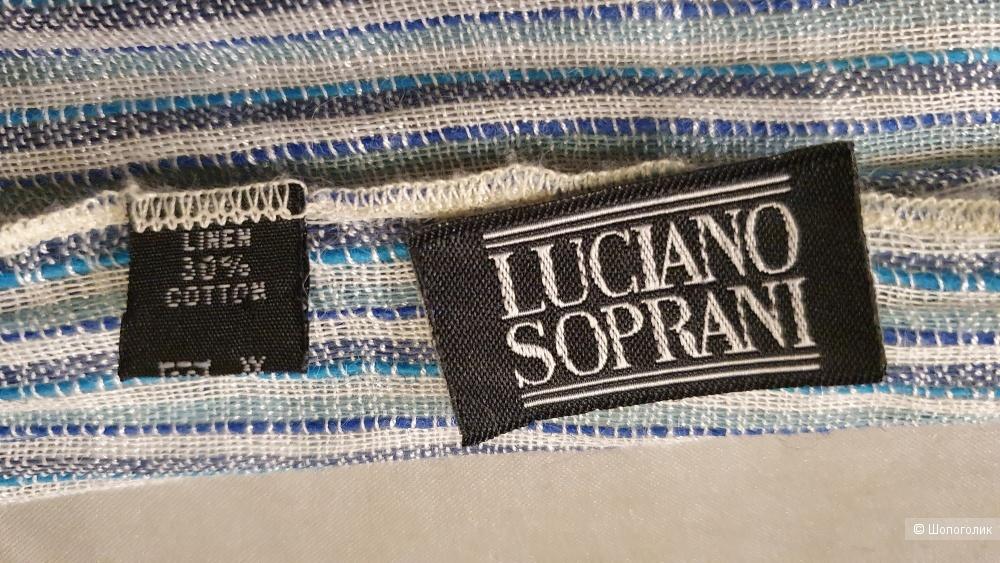 Шарф Luciano Soprani. Италия. Размер 186х35 см.