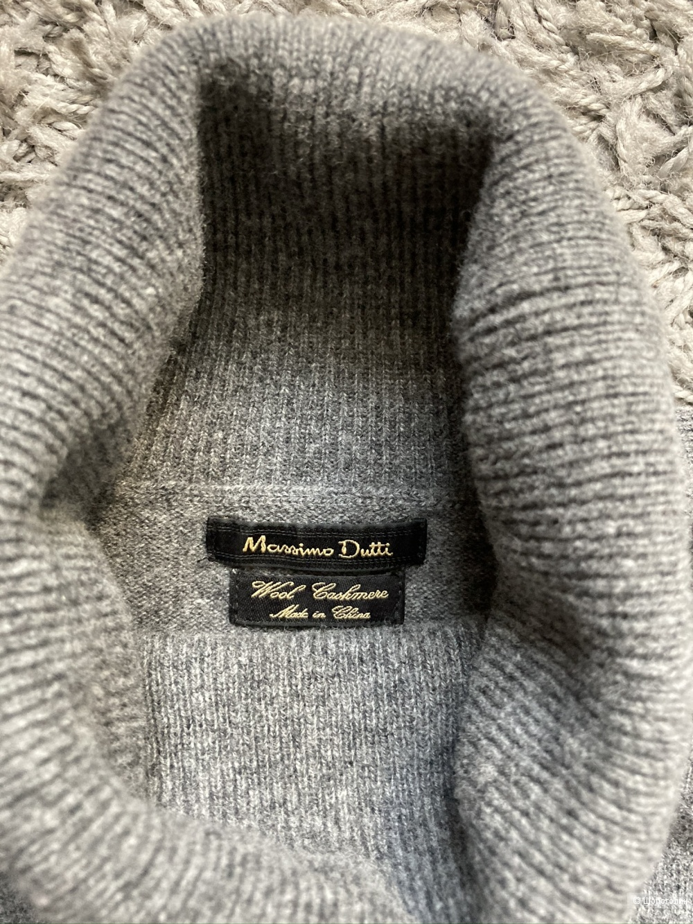 Мужской свитер Massimo Dutti, размер L