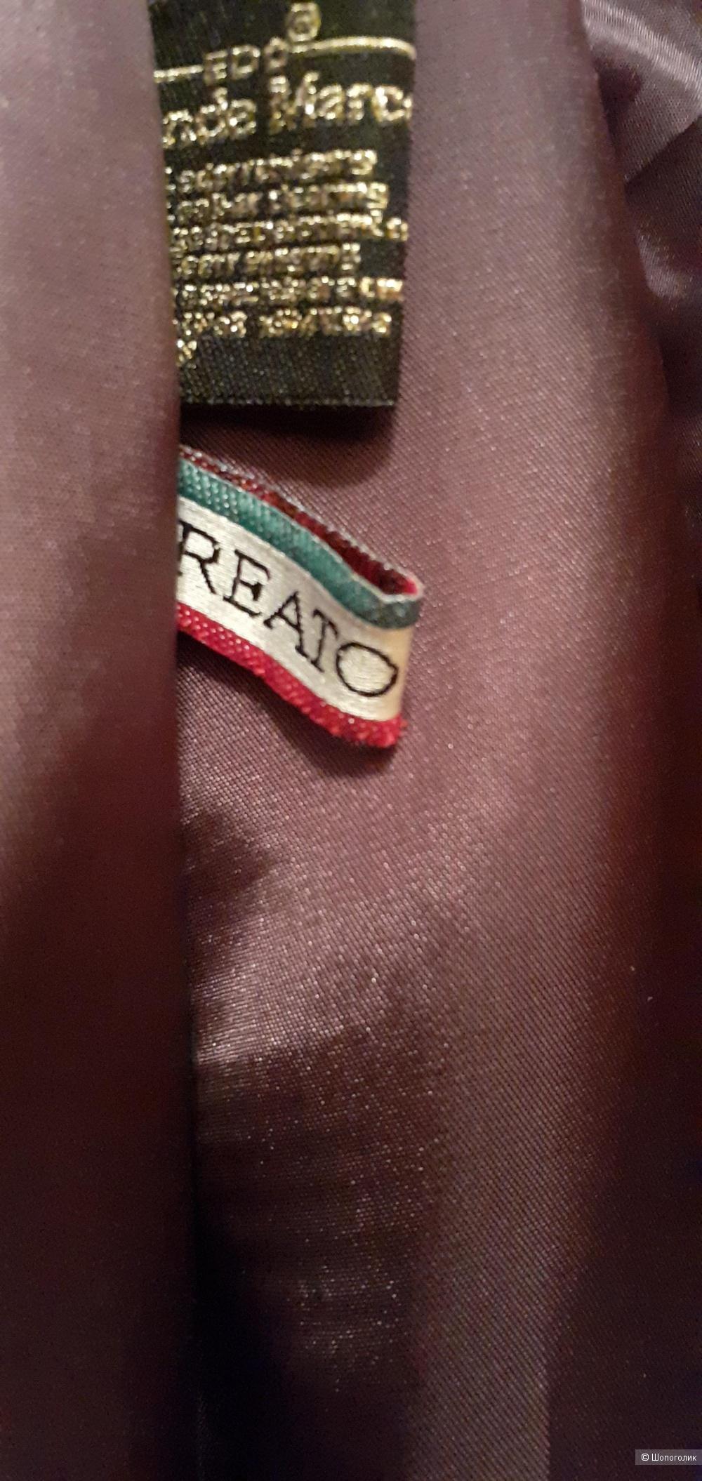 Кожаный трэнч,Grande Marco,M