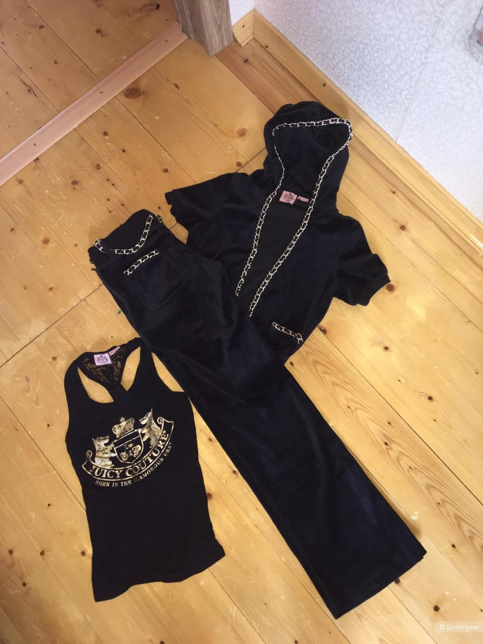Juicy couture костюм S M