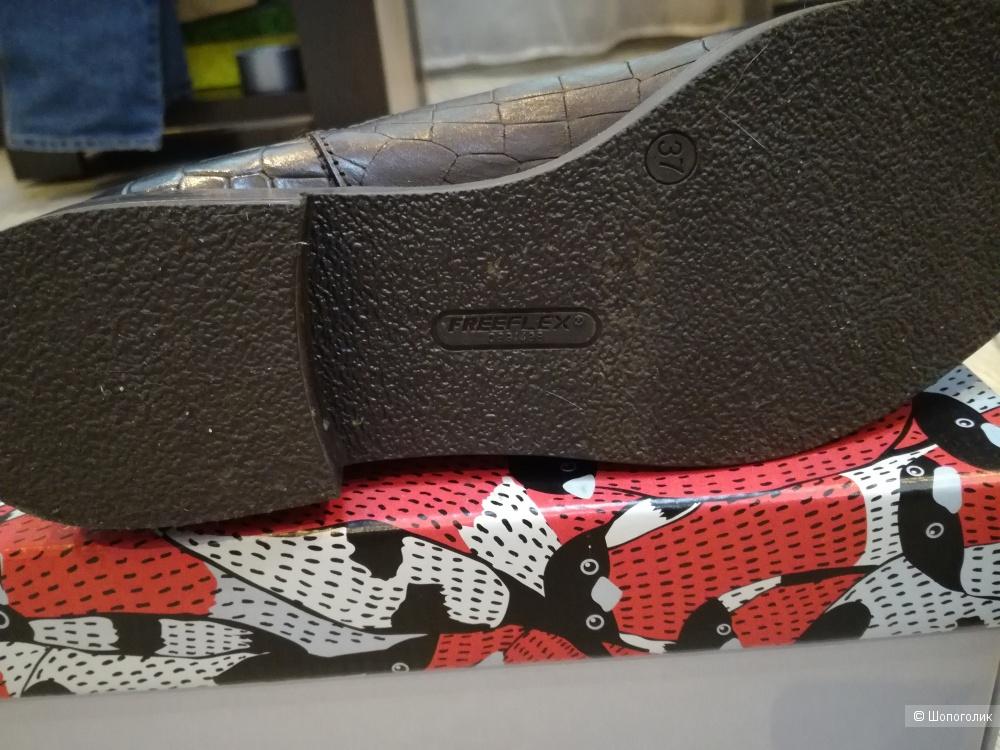 Осенние ботинки фирмы TERVOLINA р.37