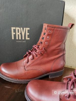 Женские ботинки Frye Veronica Combat USA, 39 р. обмен возможен