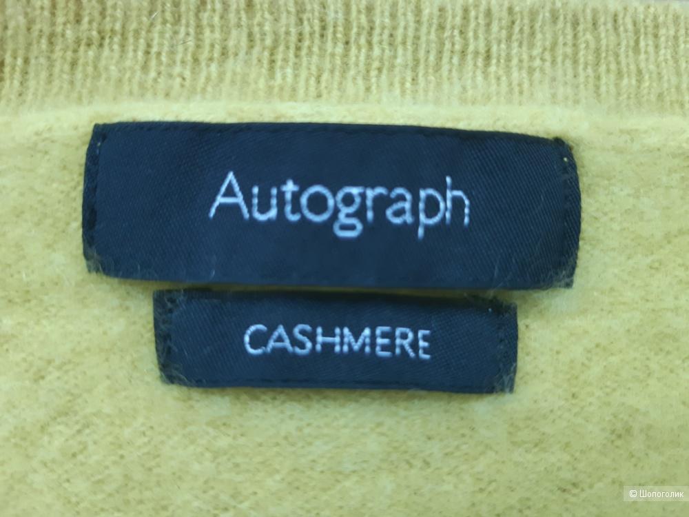"Джемпер ""Autograph M&S"" кашемир, р. М"
