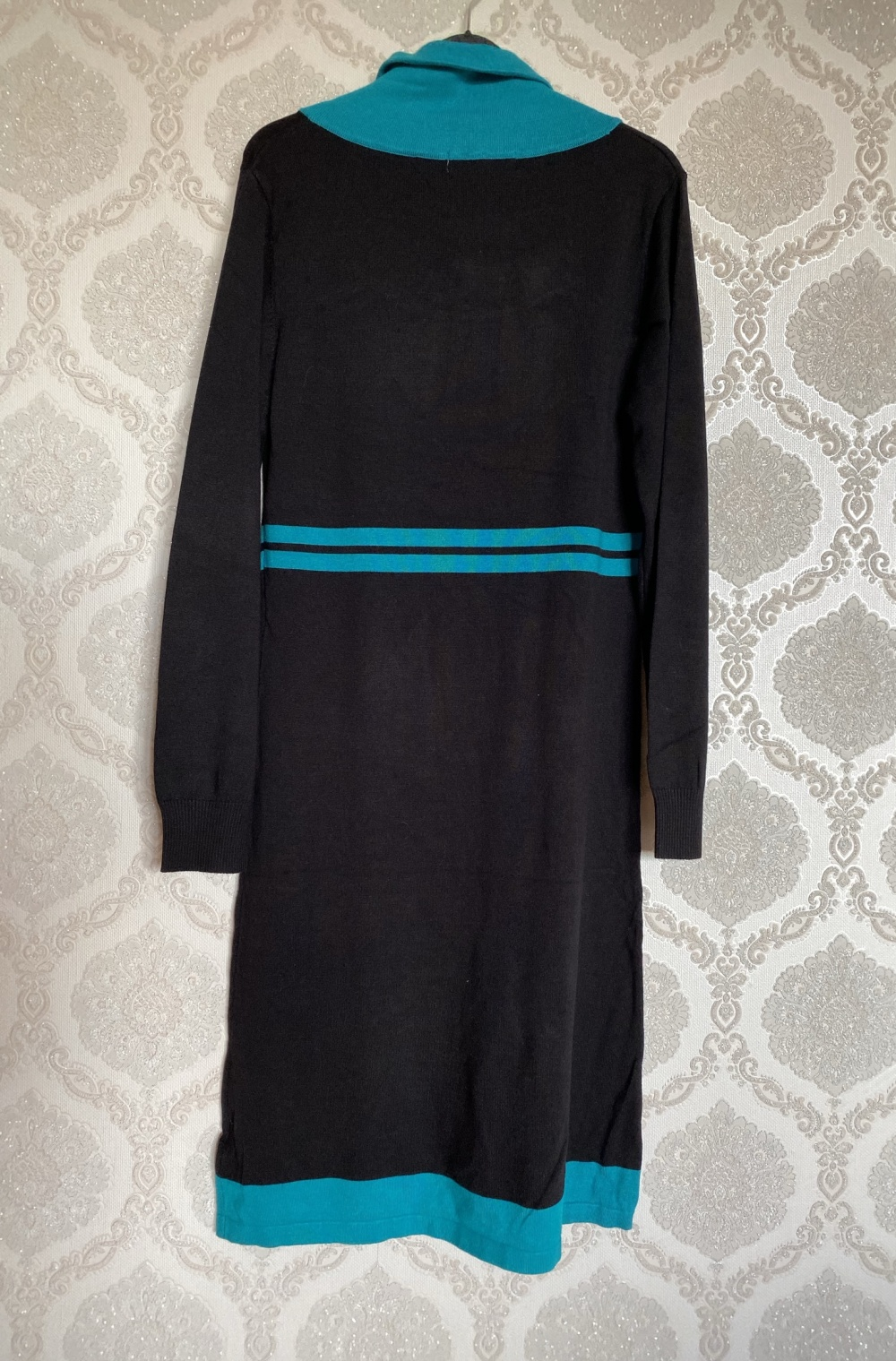 Платье черное La Reine Blanche размер 48-50
