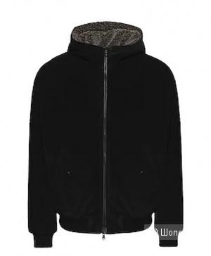 Замшевая мужская куртка 8 BY YOOX. Размер L