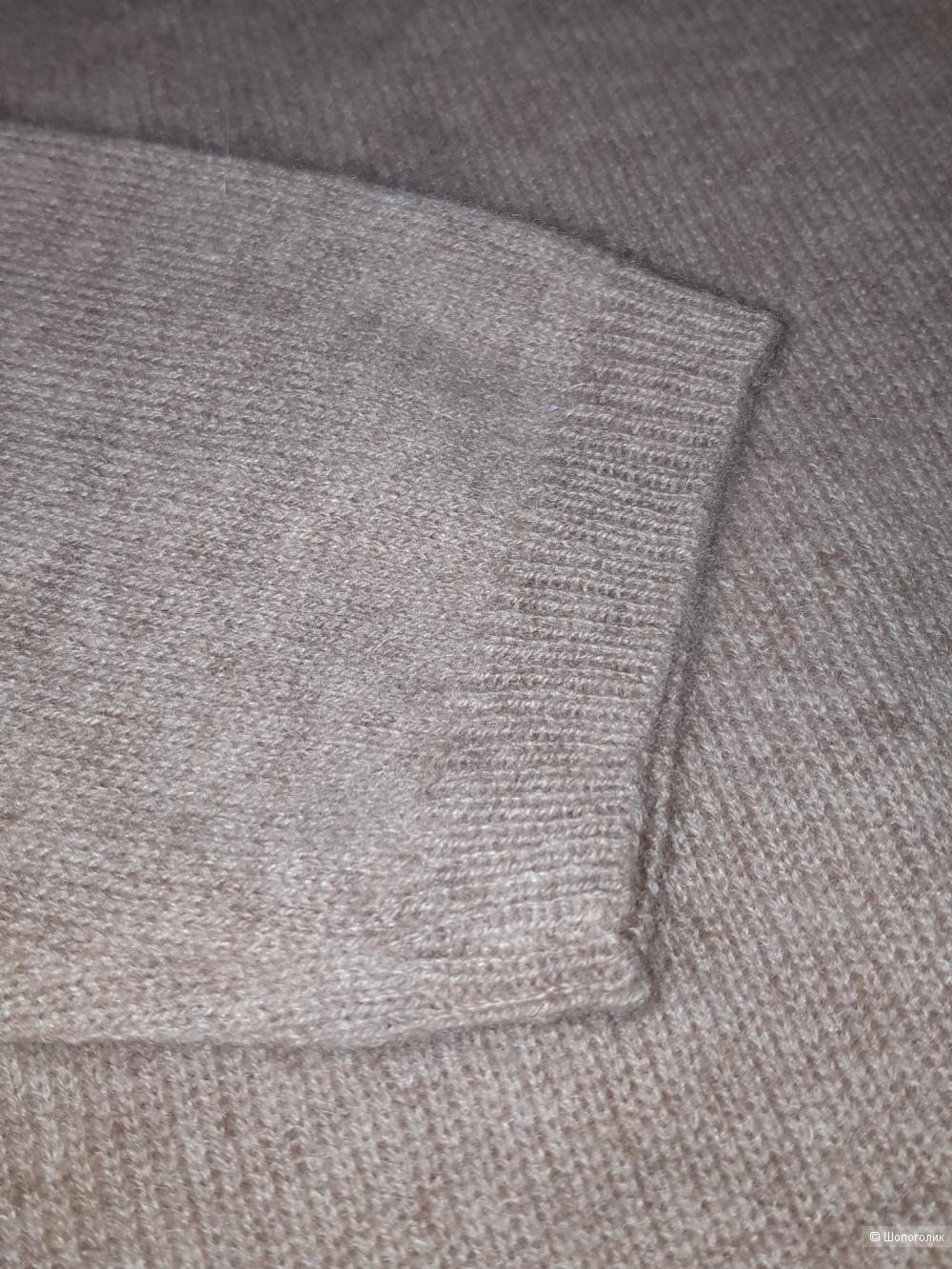 Новый кашемировый пуловер blue motion, размер m/l