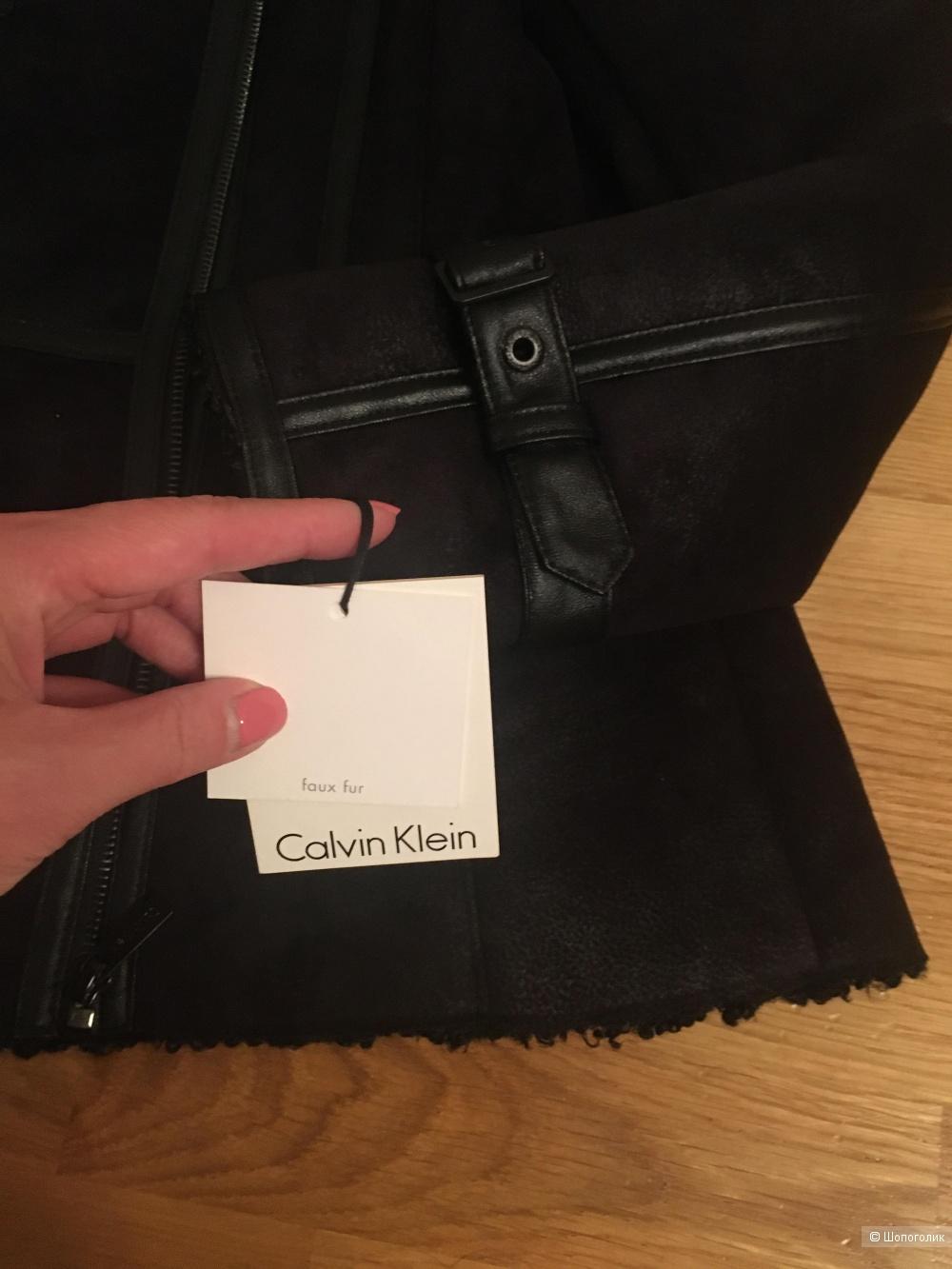 Дубленка Calvin Klein, S