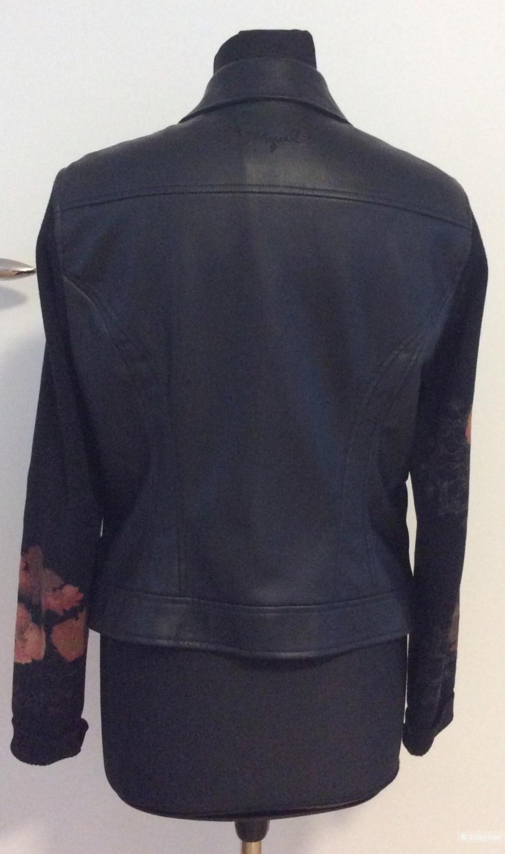 Куртка-косуха Desigual р.42 (на 46-48)