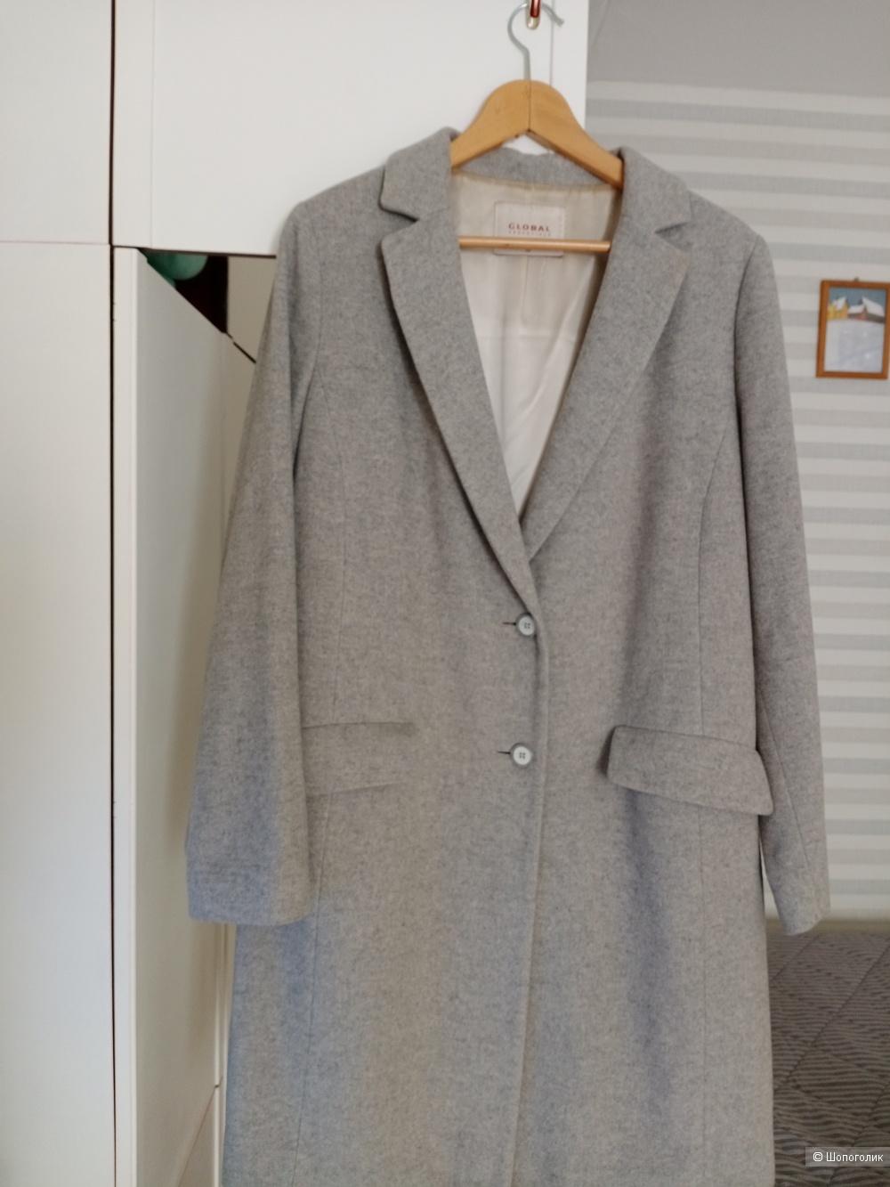 Пальто GLOBAL, 52-54 размер