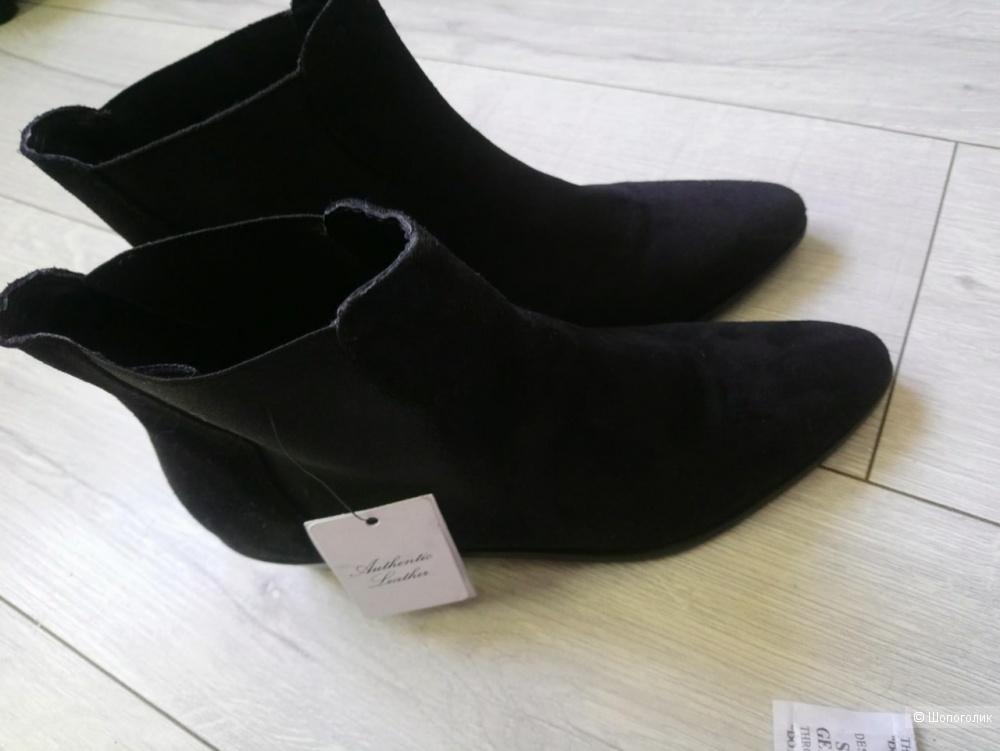 Ботинки mango chelsea , размер 37