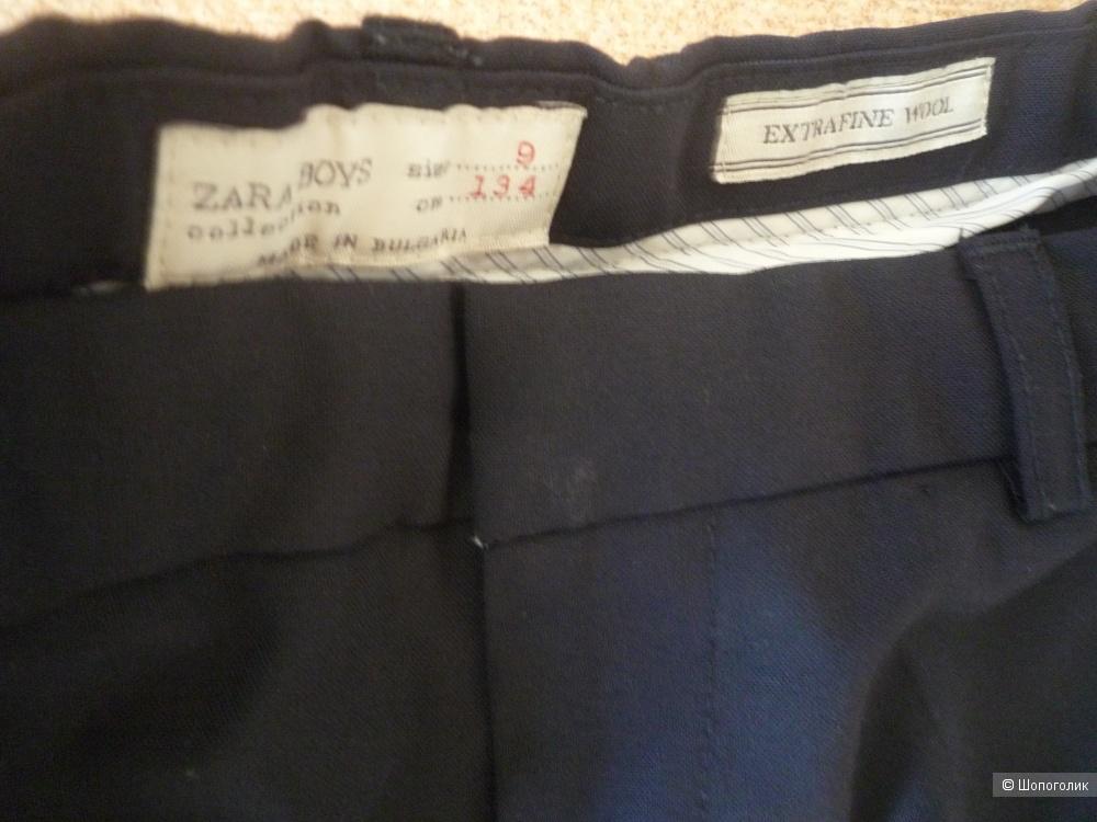 Брюки школьные Zara/Gulliver 128-134 cm