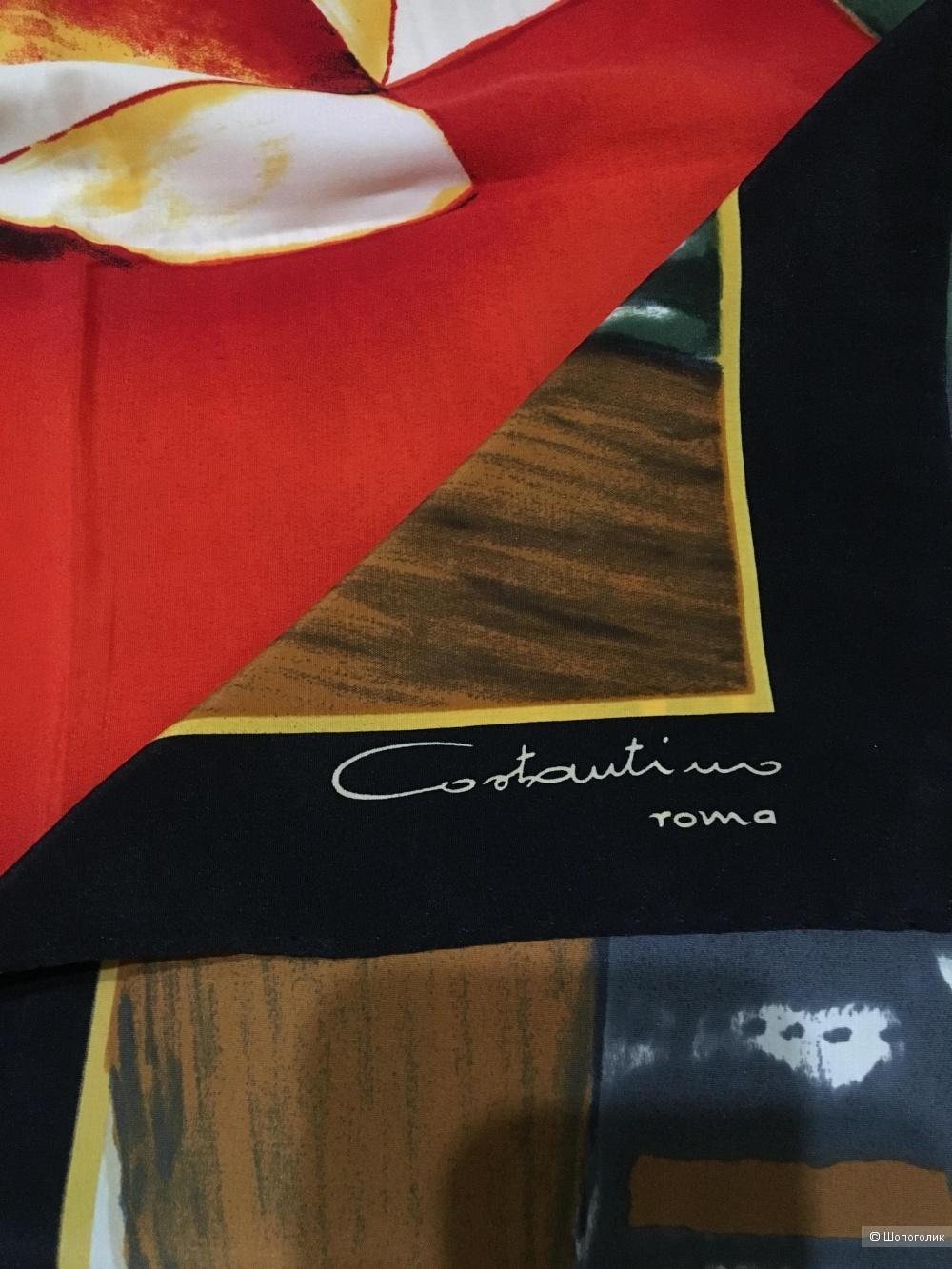 Платок Constantino Toma , размер 86*86
