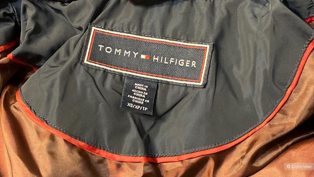 Пуховик Tommy Hilfiger р. XS-S