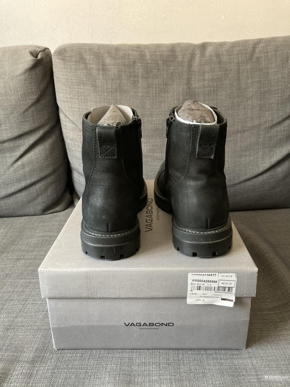 Мужские ботинки Vagabond Johnny, размер 42
