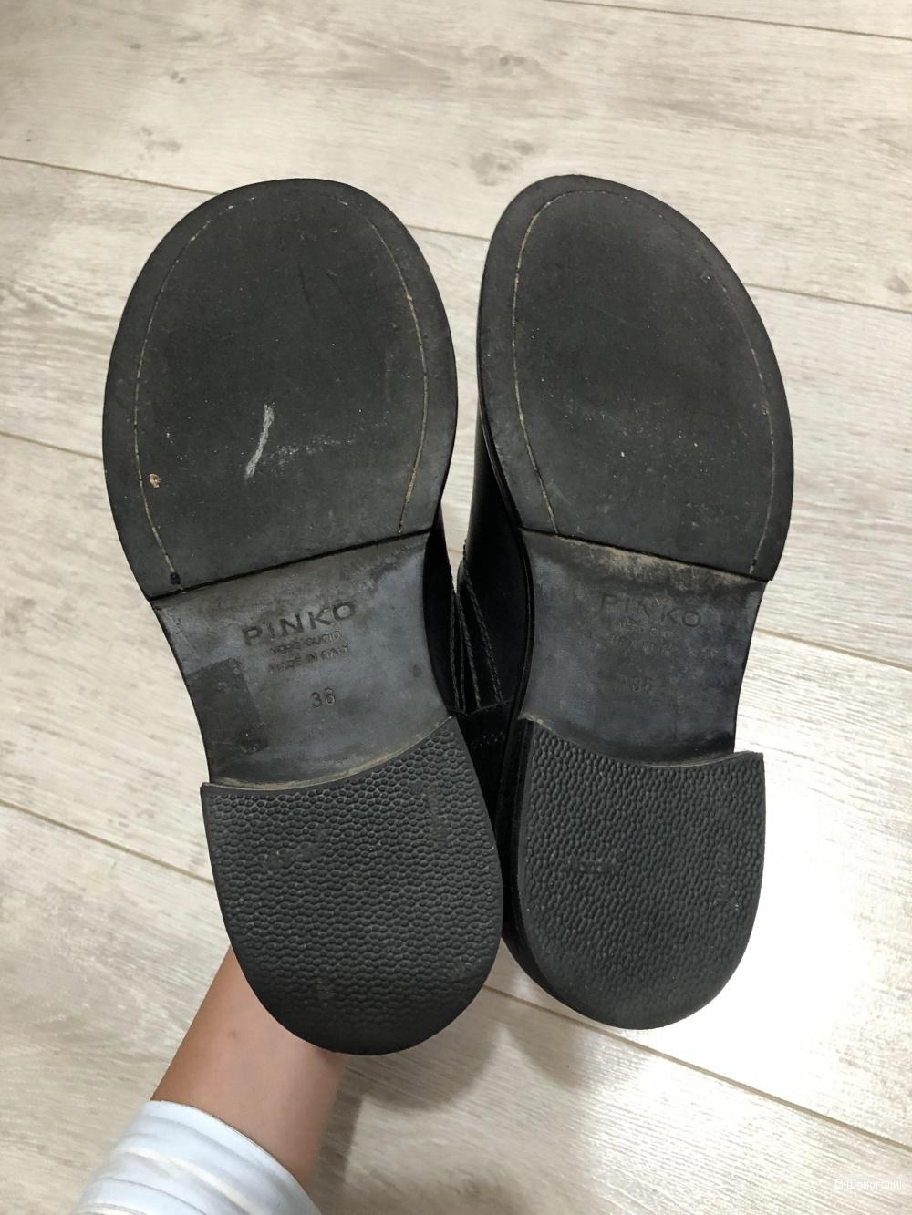 Ботинки Pinko размер 36