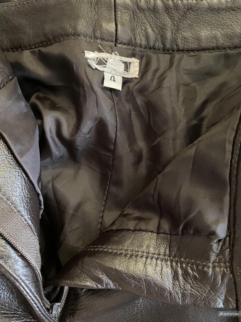 Кожаные брюки Add 4us