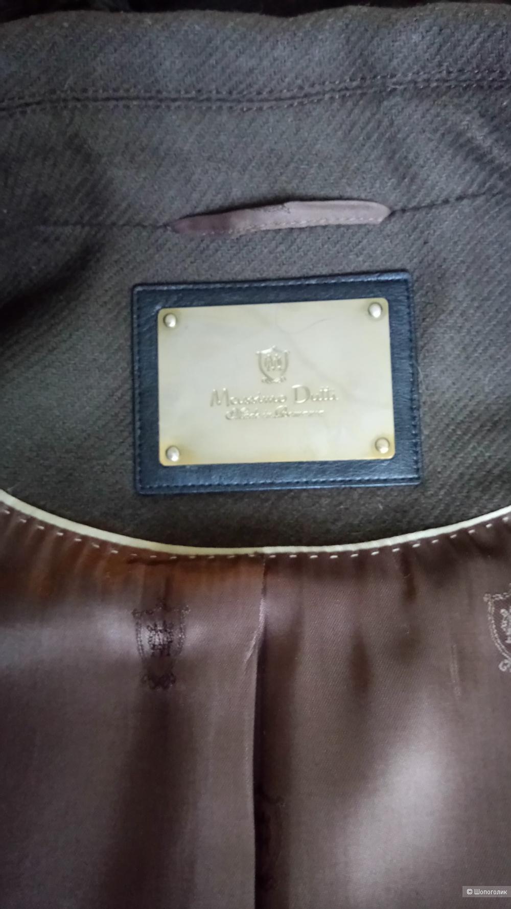 Пальто Massimo Dutti, размер 36 (S)