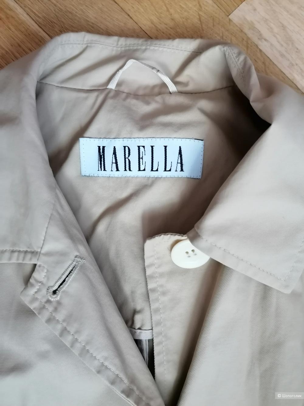Тренч Marella 10 Us размера