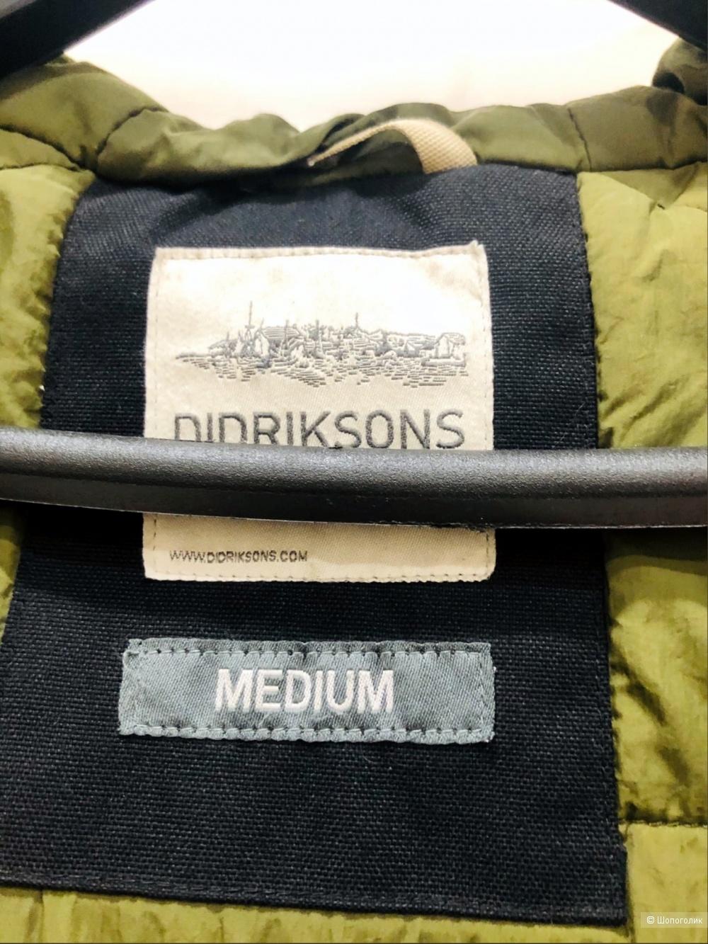 Парка Didriksons .Размер М-L.