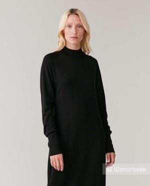 Шерстяное платье cos, размер xs/s