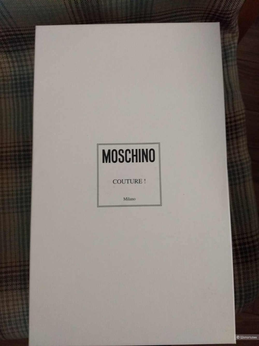 Сандалии MOSCHINO 40IT/27 см