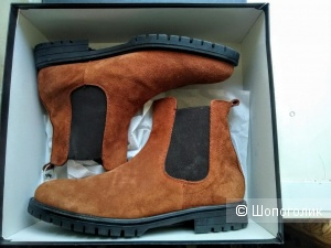 Замшевые ботинки челси Ylati Heritage 44