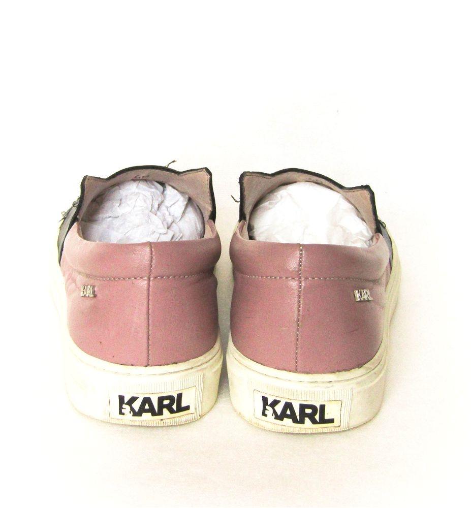 Слипоны Karl Lagerfeld размер 40