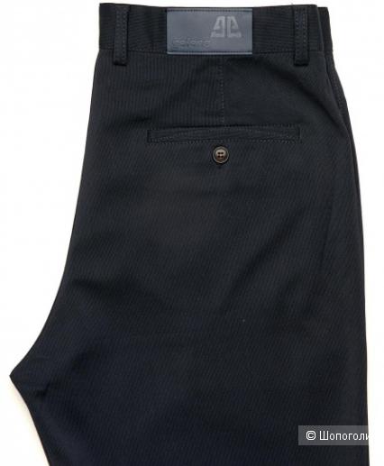 Мужские брюки GEFENG 92 см. обхват талии, тёмно-синие, новые с биркой